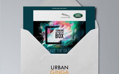 Email Marketing: Urban Ginga