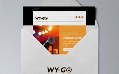 Email Marketing: Wy-Go