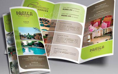 Protea Ridge Leaflet