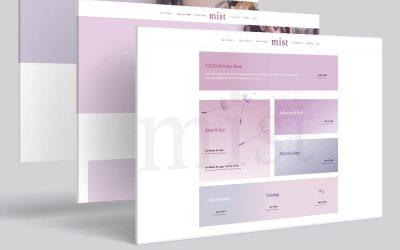 Web Design: Mist